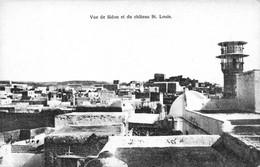 SIDON - CHATEAU ST. LOUIS ~ AN OLD POSTCARD #946105 - Libanon