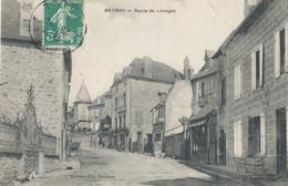 19 // MEYMAC    Route De Limoges - Altri Comuni