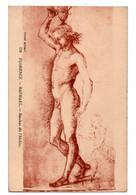 CPA - BACCHUS DIT L'IDOLINO (RAPHAËL) - Malerei & Gemälde