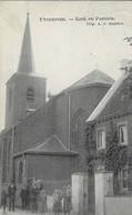 184) Uyckhoven - Kerk En Pastorie - 1910 - Maasmechelen