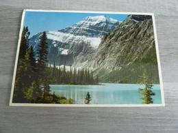 JASPER - MOUNT EDITH CAVELL - EDITIONS JASPER - ALBERTA - CANADA - - Jasper