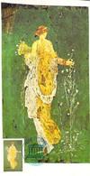FRANCE CARTE MAXIMUM NUM.YVERT  118  UNESCO  POMPEI  PATRIMOINE MONDIAL - 1990-99
