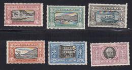 Italie 1923 Yvert 146 / 151 * Neufs Avec Charniere. - Ungebraucht