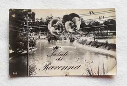 Cartolina Postale Saluti Da Ravenna - Scorcio Laghetto, Non Viaggiata - Gruss Aus.../ Gruesse Aus...