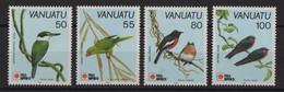 Vanuatu - N°866 à 869 - Faune - Oiseaux - Cote 7.25€ - * Neuf Avec Trace De Charniere - Vanuatu (1980-...)