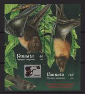 Vanuatu - BF N°26 - Faune - Chauve Souris - Cote 7.25€ - ** Neuf Sans Charniere - Vanuatu (1980-...)