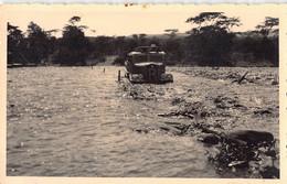 """1471 """" FOTO- AFRICA-GUADO CON CAMION """". ANIMATA FINE ANNI 30 - Automobili"""