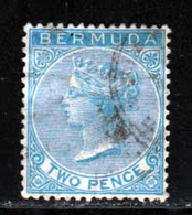 Bermudes 1884 Yvert 19 (o) B Oblitere(s) - Bermudas