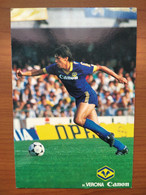 Hellas Verona - Antonio Di Gennaro - Campionato Di Calcio 1984-85 - Soccer