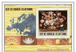 BF MNH Guinée Equatoriale. Protection De La Nature.Europe. - Equatorial Guinea