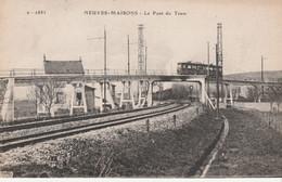 N°5272 R -cpa Neuves-Maisons -le Pont Du Tram- - Structures