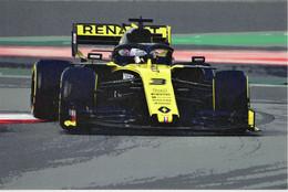 Daniel Ricciardo  -  Renault RS19 F1   -  Grand Prix 2019   -  CPM - Grand Prix / F1