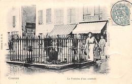 COURSAN - La Fontaine D'eau Minérale - Très Bon état - Other Municipalities