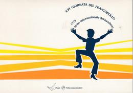 1979 Folder Giornata Della Filatelia - 1971-80: Nieuw/plakker