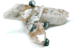 Granati Su Topazio (Utah, USA) - Lot. S354 - Minerali