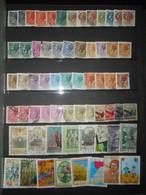 Collection Album , Plus De 1300 Timbres Obliteres, Neufs Divers Pays Voit Tout Les Scans - Sammlungen (im Alben)