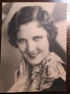Jean Arthur - American Actress - Beroemde Vrouwen