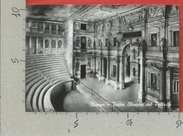 CARTOLINA NV ITALIA - VICENZA - Teatro Olimpico Del Palladio - 10 X 15 - Vicenza