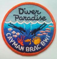 Cayman Brac Diver Paradise, Cayman Islands - Patches