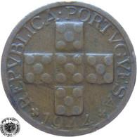 LaZooRo: Portugal 10 Centavos 1944 VF - Portugal