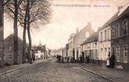 Frasnes Lez Buissenal - Rue De La Gare - Frasnes-lez-Anvaing