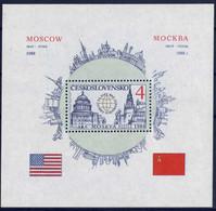 - Czechoslovakia 1988 - Block MNH** - Sin Clasificación
