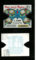 Gratta E Vinci - Vinci Con La Natura Formato Grande - Blu Lotto 146 - Lottery Tickets
