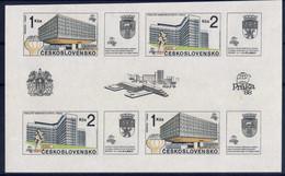 - Czechoslovakia 1988 - 2 Sheets MNH** - Sin Clasificación