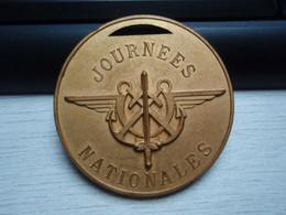 Médaille Journées Nationales Sports-Armées-Jeunesse Signé NOUVEL. - France
