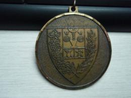 Médaille Du Bousquet-d'Orb - France