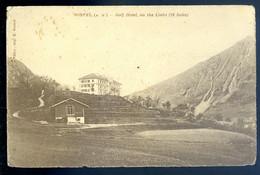 Cpa Du 06 Sospel Golf Hotel , On The Links ( 18 Holes)   AVR20-63 - Sospel