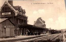 [59] Nord > COMINES  / LA GARE    / LOT  4047 - Otros Municipios