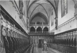 Monastère De La Grande Chartreuse - Eglise Conventuelle - Le Choeur Des Pères - Chartreuse