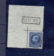 Nr. 157 Postgaaf ** MNH Zeer Mooi Met Depot Stempel - Unused Stamps