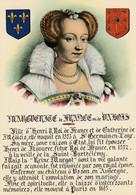 Dép. 64. Pau.Marguerite De France Ou De Valois - Portrait Et Biographie. Edition JOVE N° 3223 - Pau