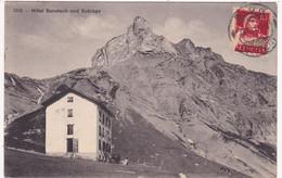 Suisse : VS Valais : SANETSCH : Hôtel Sanetsch Und Sublage : - VS Valais