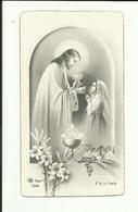 Souvenir Communion HERVE 1956 - Imágenes Religiosas