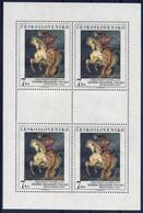 - Czechoslovakia 1988 -  3 Sheets MNH** - Sin Clasificación