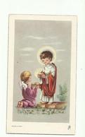 Souvenir Communion HERVE 1963 - Imágenes Religiosas