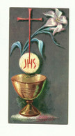 Souvenir Communion HERVE 1968 - Imágenes Religiosas