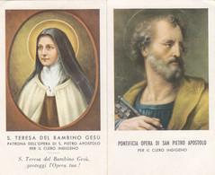 Santino Pontificia Opera Di San Pietro Apostolo - Imágenes Religiosas