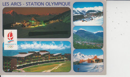 38 LES ARCS - STATION OLYMPIQUE  -  MULTIVUES  - - Andere Gemeenten