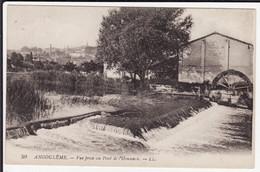 CHARENTE - ANGOULÊME - Vue Prise Au Pont De L'Houmeau - Angouleme