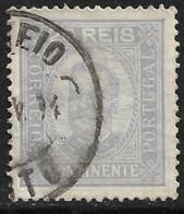 Portugal – 1892 King Carlos 20 Réis Used Stamp - 1892-1898 : D.Carlos I
