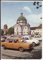 POLOGNE - WARSZAWA - Rymek Nowego Miasta ( Voiture Lada ? ) - Turismo