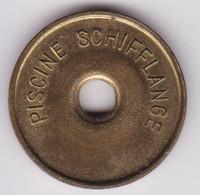 Jeton - Token - Piscine De Schifflange - Luxembourg - Monetary /of Necessity