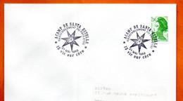 15 VIC SUR CERE   ACAMP DE SANTA ESTELLA 1988   Lettre Entière N° NO 868 - Matasellos Conmemorativos