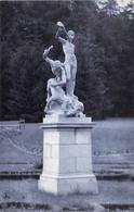 Houyet - Château Royal - La Chasse, Statue Devant Le Château (Bleuté) (prix Fixe) - Houyet