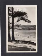 96022    Francia,  Bassin  De Saint-Ferreol,  La  Plage Du Bassin,  VG  1949 - France