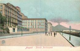 ITALIA NAPOLI  STRADA PARLENOPEA - Napoli (Naples)